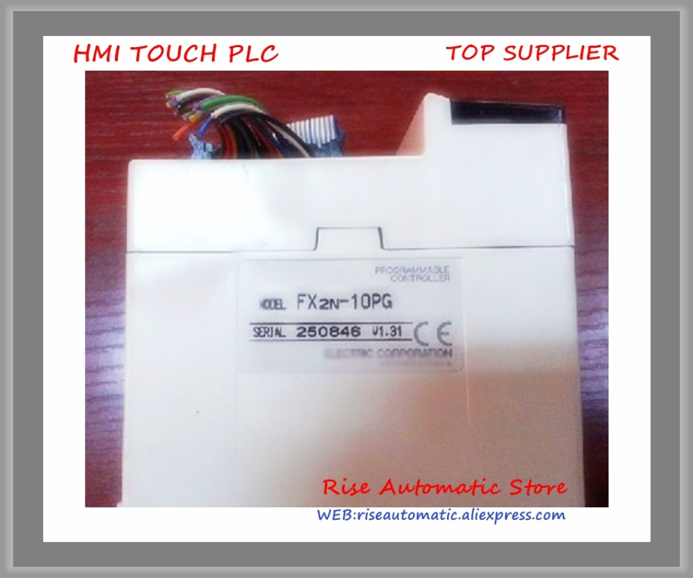 FX2N-10PG Pulse Output Block New Original 100% test good quality