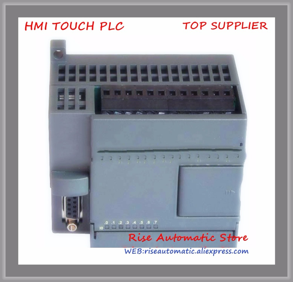 New Original 8point input 6point transistor output PLC CPU222T-14 replace S7-200 6ES7212-1AB23-0XB0 Support expansion module