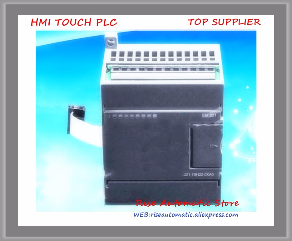 New Original 4channel input PLC Analog expansion module EM231-AI4 compatible with s7-200 replace 6ES7231-0HC22-0XA0