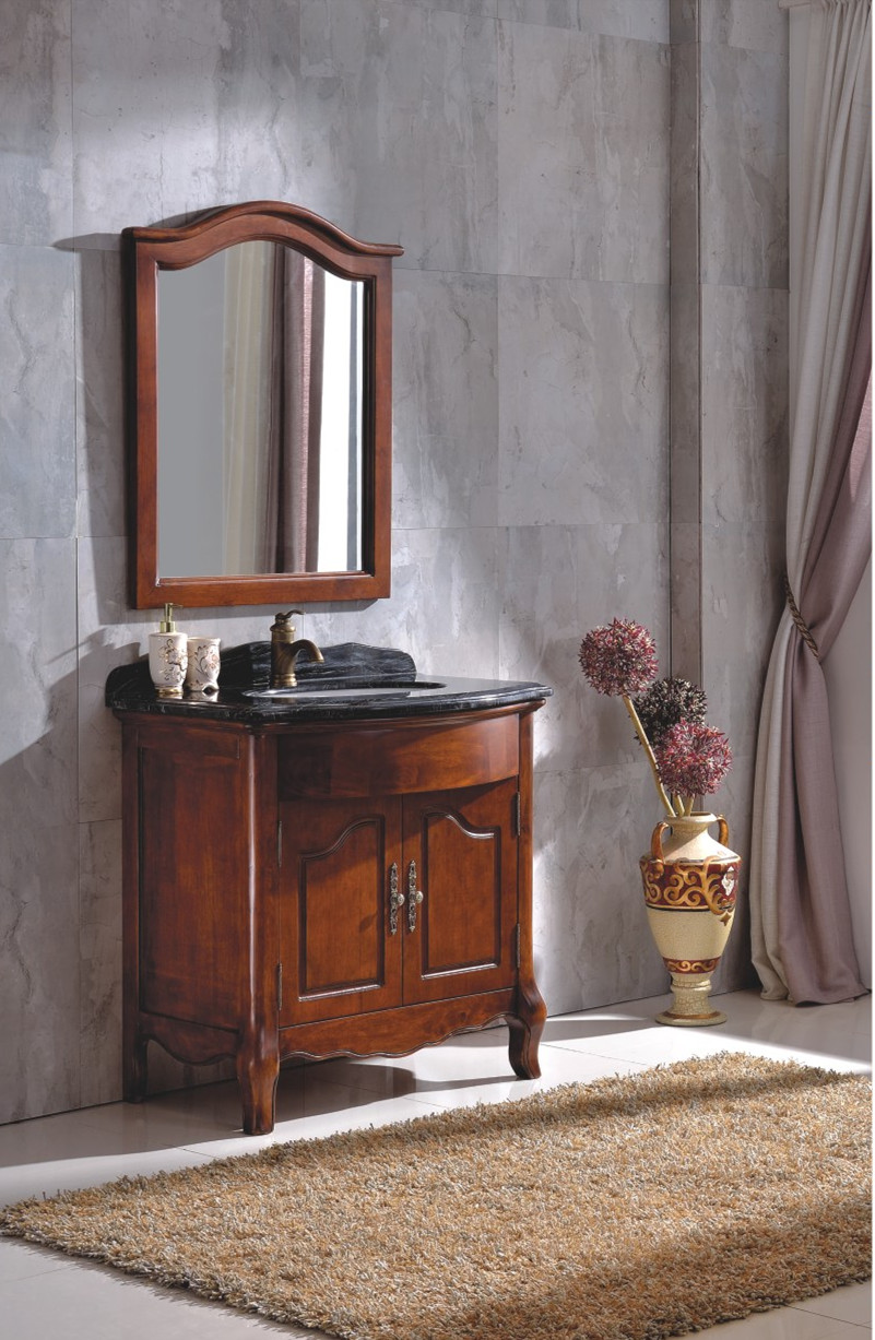 Small size bathroom vanity 0281-B6005