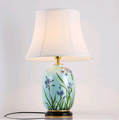 Modern classic fabric lampshade Traditiom white Height 25cm lampshade for bedroom ZLTD018-BZ002