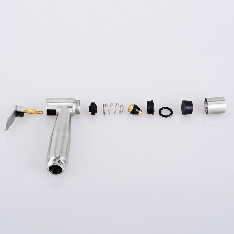 Shower Toilet Flusher Handheld Bidet Spray Gun