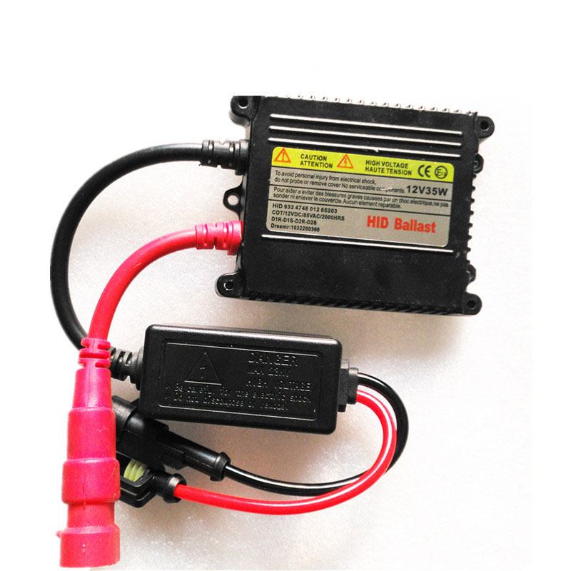 HID 35W DC Xenon Replacement Electronic Digital Conversion Ballast Kit for H1 H3 H4-1 H7 H11 H13 -- ALI88