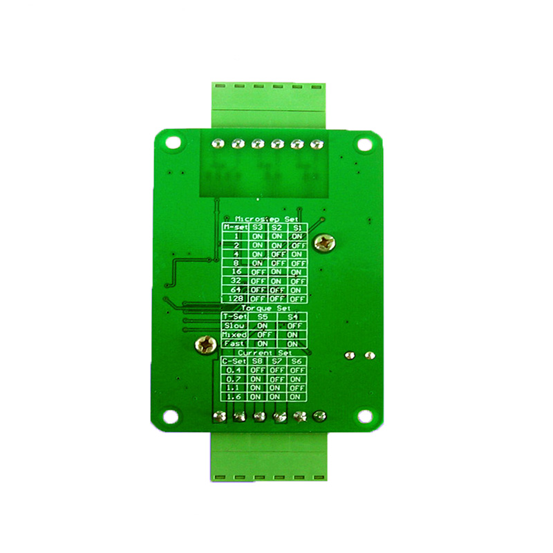 28/39/42/57 Stepper Motor Driver 2A CNC Driver Controller Board Low Noise Motor Driver