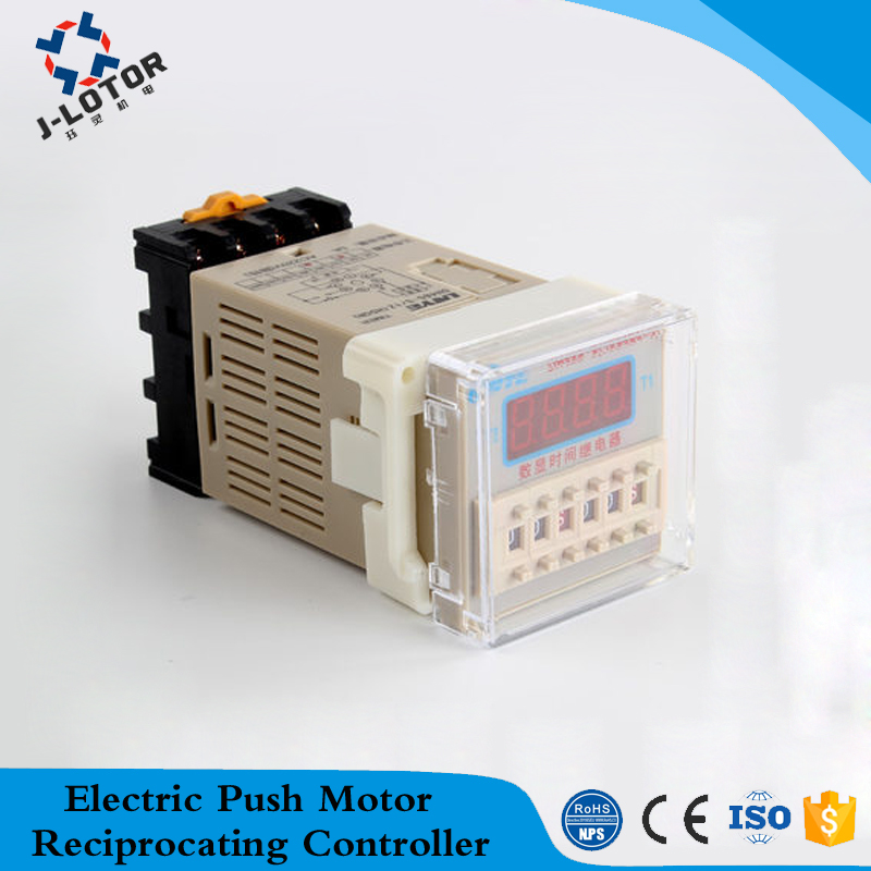 Electric push Motor reciprocating controller linear actuator Automatic reciprocating controller Free control expand and contract