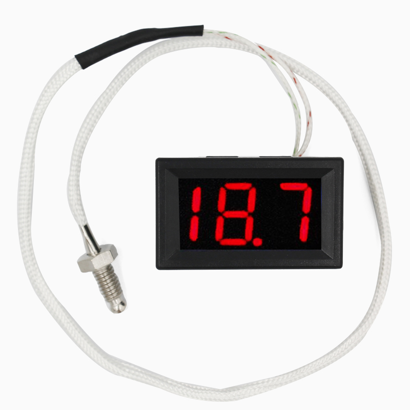 XH-B310 digital thermometer 12V temperature meter K-type thermocouple tester table -30 ~ 800C industrial 40% off