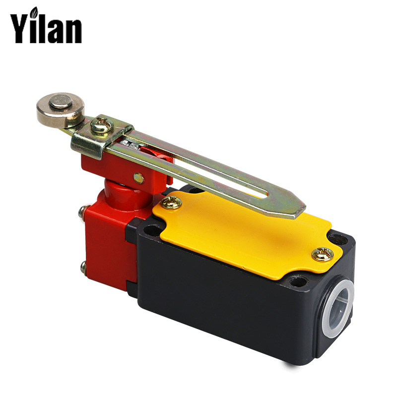 LXK3-20S / T Travel switch Micro switch limit switch Adjustable roller Rotary arm type limit wheel