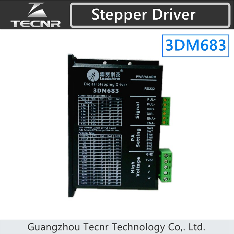 2 phase Leadshine 3DM683 stepper motor driver