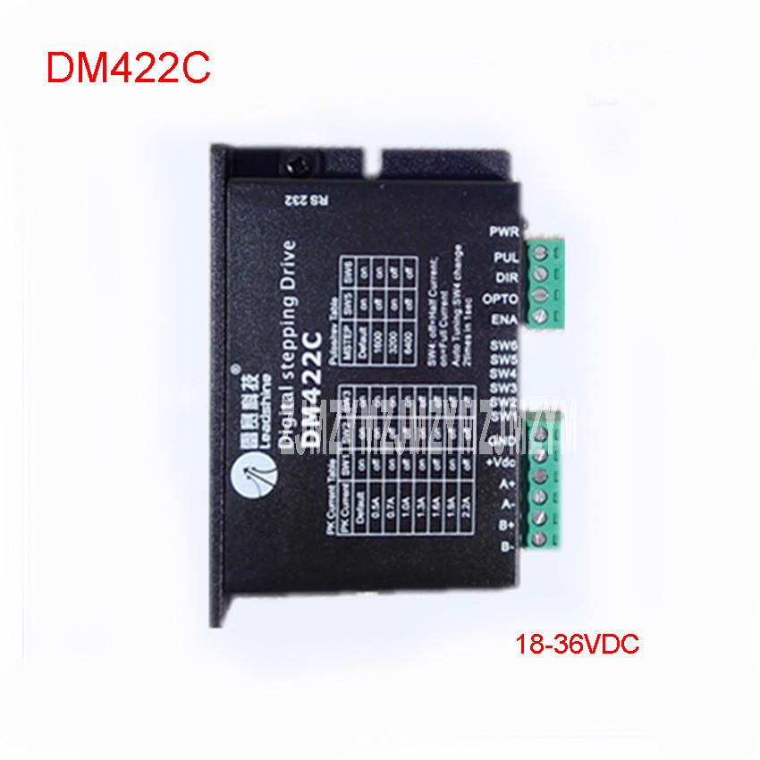DM442C Step Driver New DSP Digital 57 Stepper Motor Driver