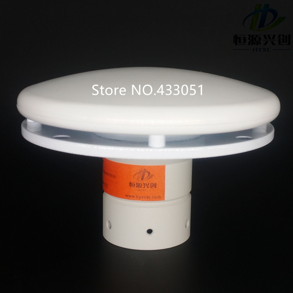 Ultrasonic radar rainfall monitor/Wind speed and Wind direction /Temperature/Humidity/Air pressure sensor