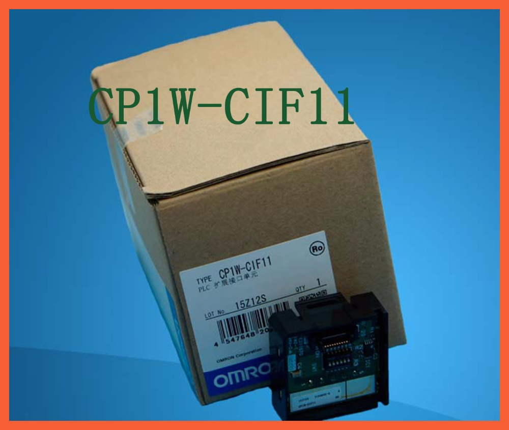 CIF11 CP1W-CIF11 PLC RS485/RS422 Option Module, CP1WCIF11 Communication Module, NEW CP1W CIF11 in box
