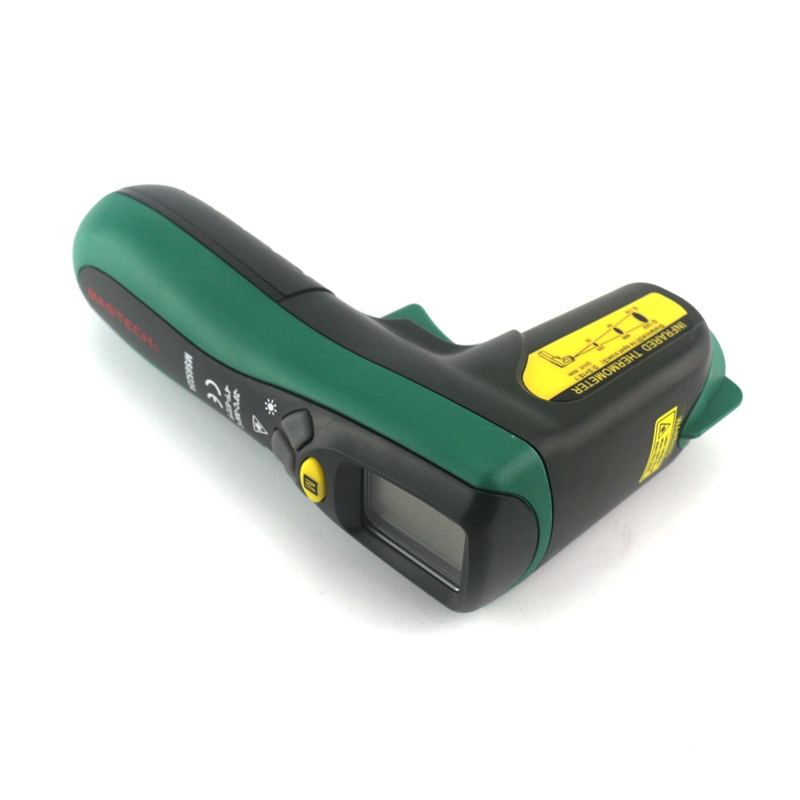 MasTech MS6522A Non-contact  Infrared Temperature Meter -20~300degree Pyrometer Laser Thermometer Termometro Infravermelho