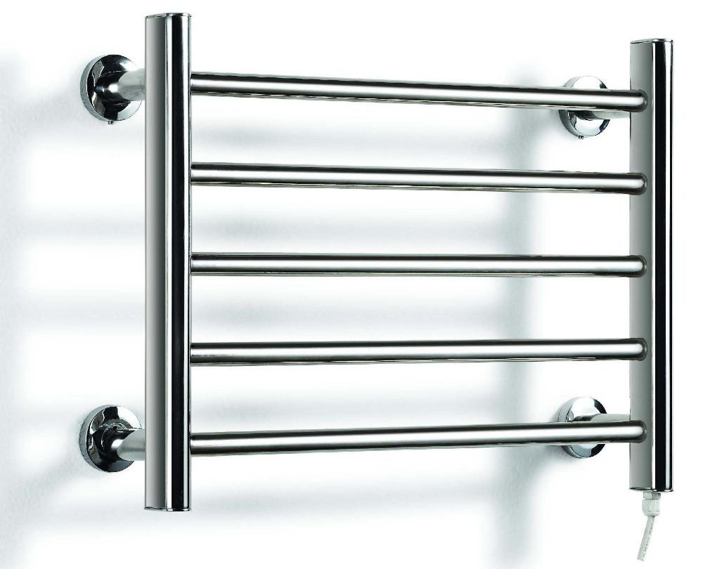 Heated Towel Rail Holder, Towel Rack Bathroom Accessories , Stainless Steel Electric Towel Warmer, Towel Dryer  Heater Banheiro