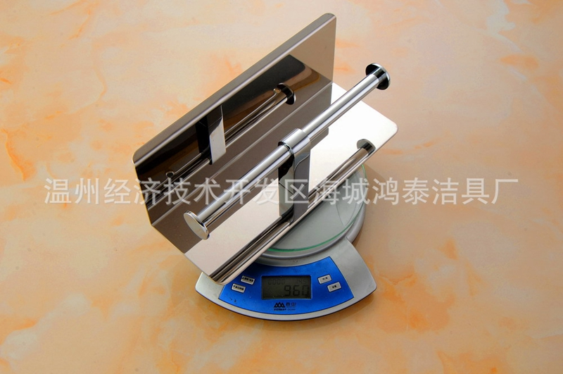paper holders 304 stainless steel mobile phone toilet paper toilet roll toilet paper towel rack ICD60042