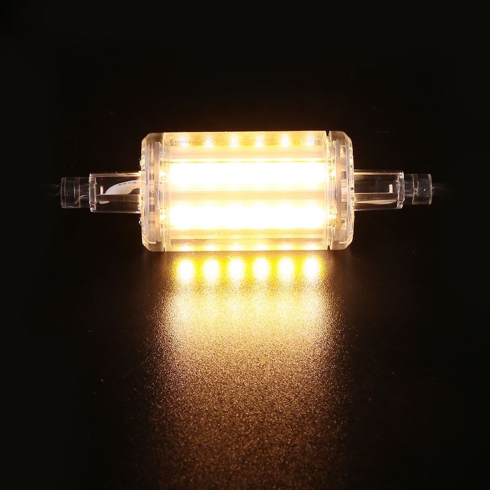 R7S 65W Corn COB Dimmable Bulb Lamp Bedroom Bar Light 360 Degrees 78mm