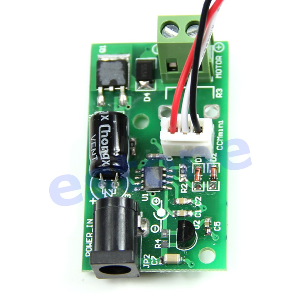 Hot Sale 1PC Hi-Q Pulse Width PWM DC Motor Speed Regulator Controller Switch 6V 12V 24V 3A Wholesale  -Y122