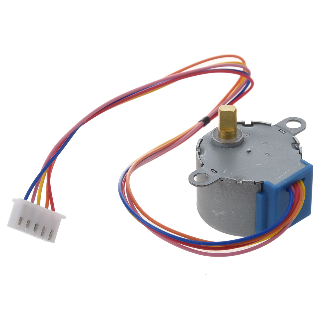 28BYJ-48-5V 4 Phase 5 Wire DC 5V Gear Step Stepper Motor