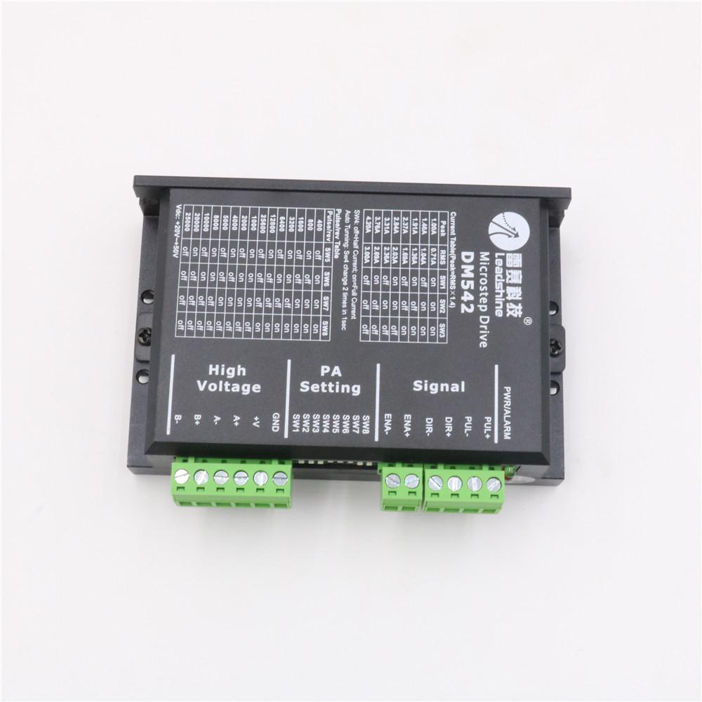Leadshine 2 Phase Stepper Driver DM542 for Analog Digital
