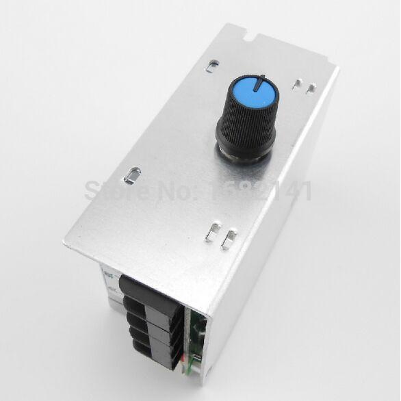 DC 9V to 60V 20A DC Motor Controller Stepless Speed Voltage