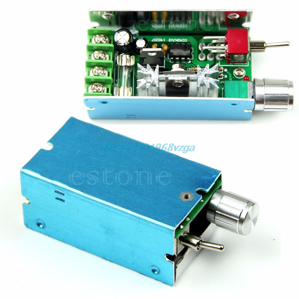Torque Motor Speed Controller PWM Large Reversible Control Switch Nice DC 12V40V #H028#
