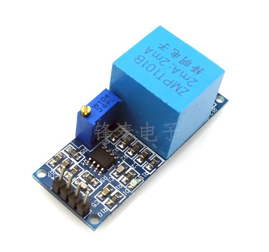 Active Single Phase Voltage Transformer Module AC Output Voltage Sensor   Mega