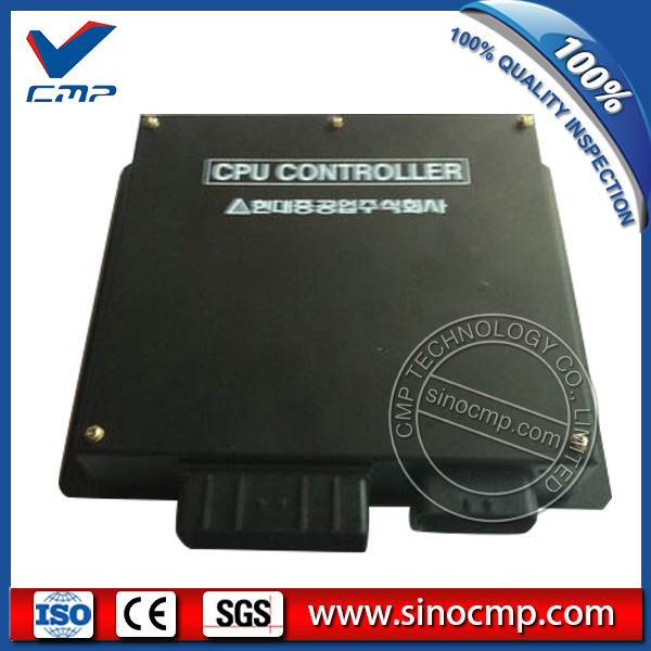 21N1-32101 Genuine Excavator CPU controller for Hyundai R210-7