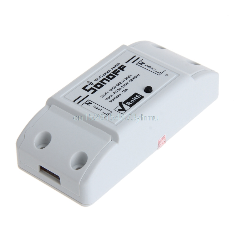 WiFi Wireless Switch Relay Module Smart Home For Apple Android Smartphones #L057# new hot