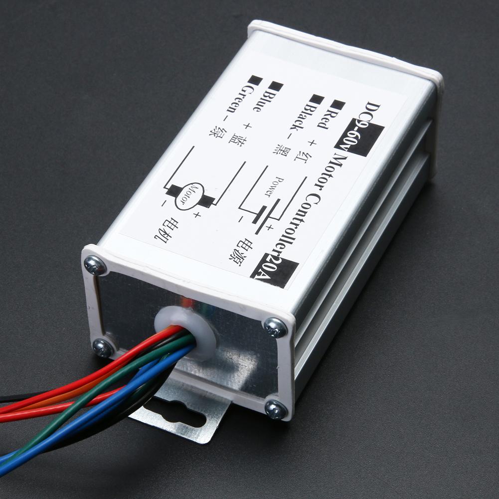 12v 24v 36v 48v 60v Reversible Dc Speed Controller Motor Driver Pwm 12 Volt Wiring Diagram Electrical Equipment Accessories Tool Purchasing Souring Agent