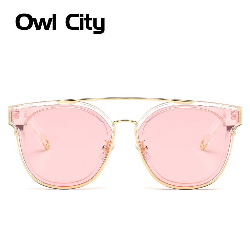 Fashion Square Sunglasses Women Brand Designer Candy Color Lens Sun Glasses Female Male Mirror/Gradient Eyewear UV400