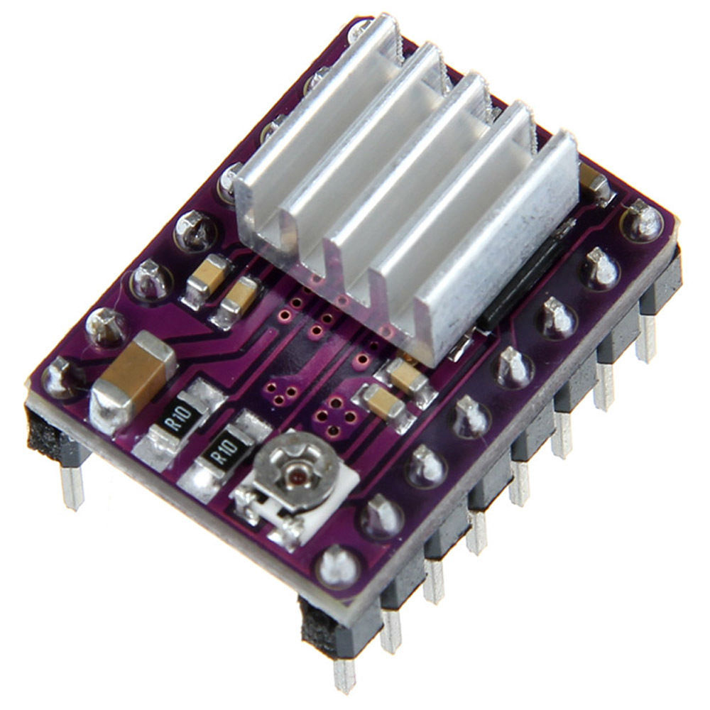 A25 for Arduino DRV8825 Stepper Driver 4 layer PCB &heatsink Reprap RA 1.4 StepStic