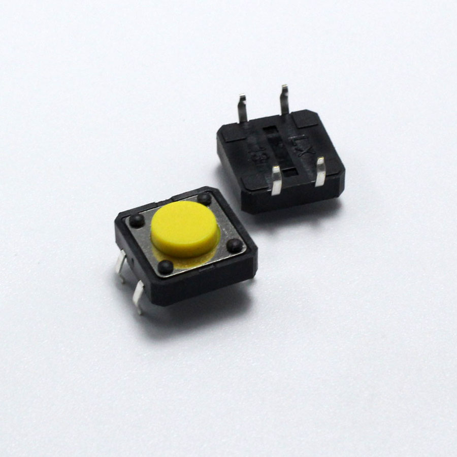 2pcs x 8 type  6*6*5mm Light touch switch DIP4 ON/OFF Touch button Touch micro switch 6*6*5 keys button DIP 4pin