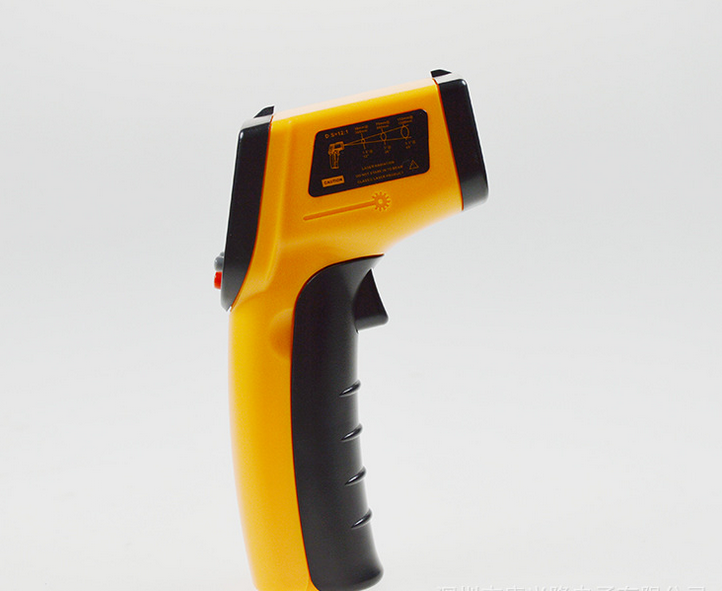 Non-Contact GM320 Laser LCD Digital IR Infrared Thermometer Professional Non-contact Temperature Meter Gun For Industry Home Use