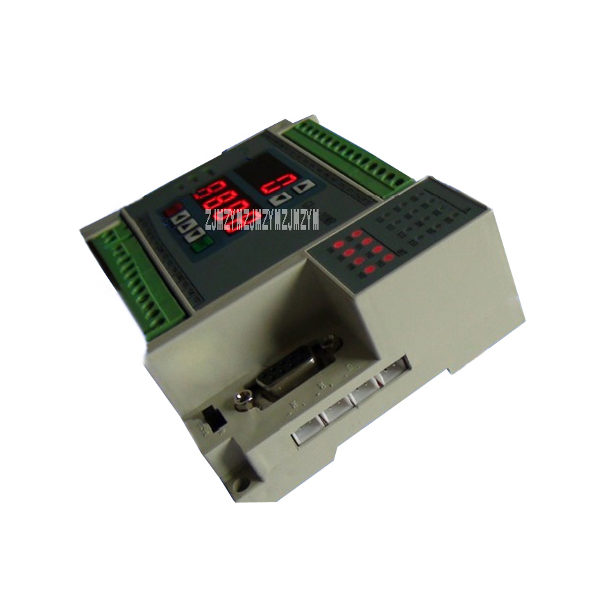 New Arrival GX1S 20MR 12in 8 Relays Out Programmable Logic Mini Controller 20MR-2AD-2DA High-brightness LED Digital Tube Display