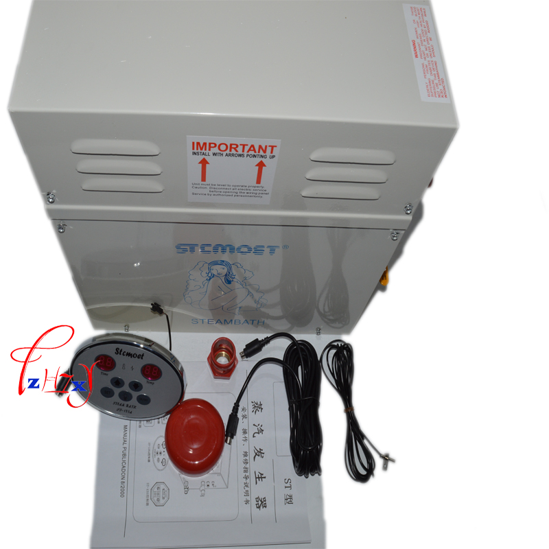 Home use Steam machine Steam generator Sauna Dry stream furnace Wet Steam Steamer digital controller ST-30