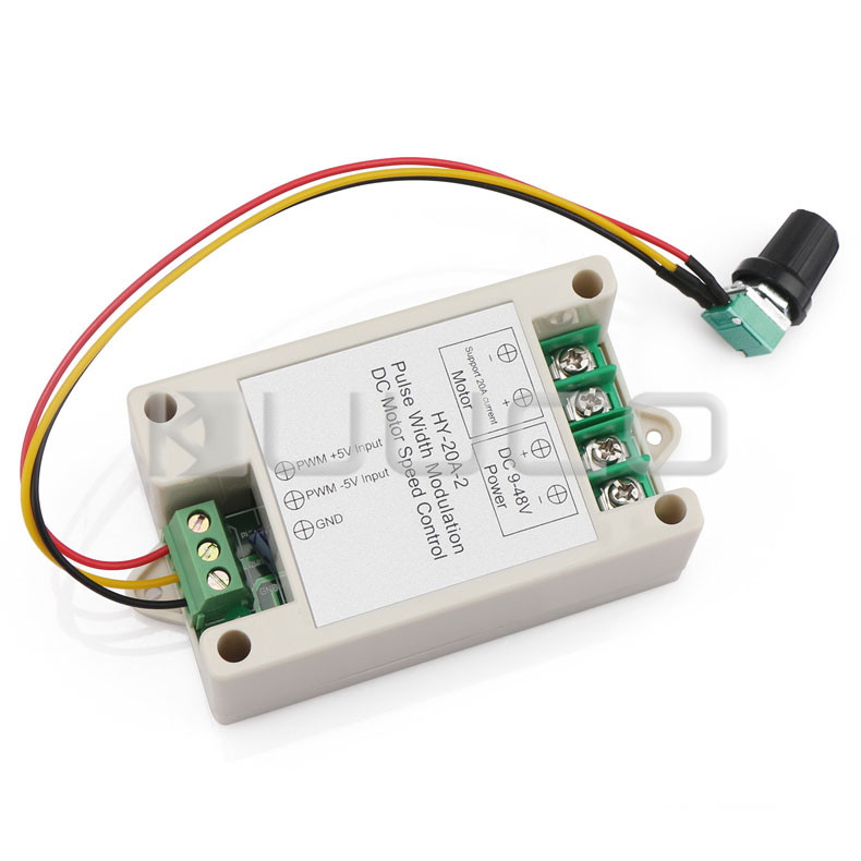 DC 9 ~48V Motor Speed Regulator Pulse Width Modulator DC 12V