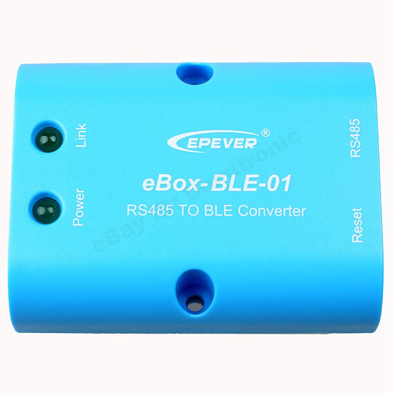 eBox-BLE-01 Use For EPEVER MPPT Solar Charge Controller Bluetooth Communication Cable RS485 to BLE Connector