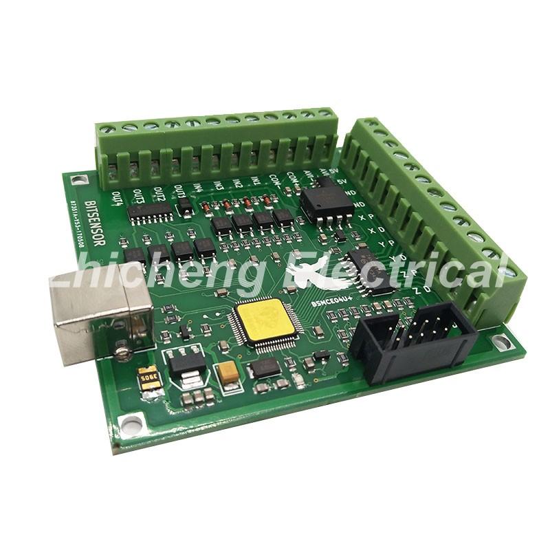 CNC mach3 usb 3 Axis Kit 3 Axis Driver 2DM542 + mach3 4 Axis