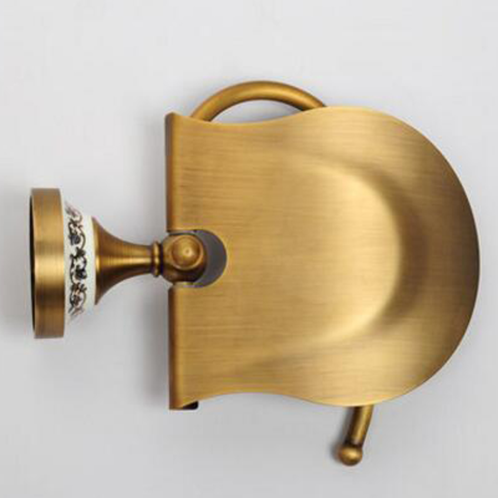 Antique Bronze Finishing Paper Holder/Roll Holder/Tissue Holder,Brass Construction Bathroom Accessories High Quality