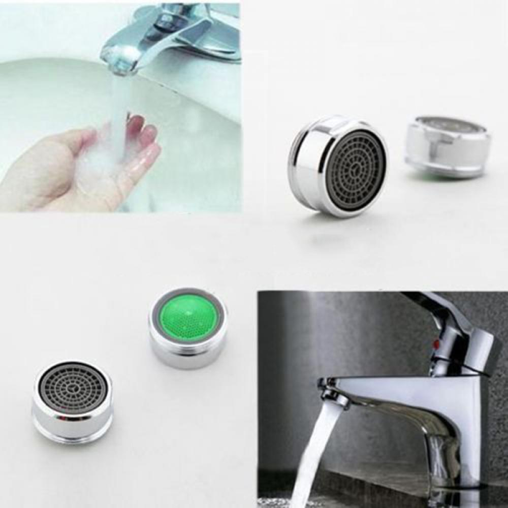 New Water Saving Spout Faucet Tap Nozzle Aerator Filter Sprayer Chrome Plated CN