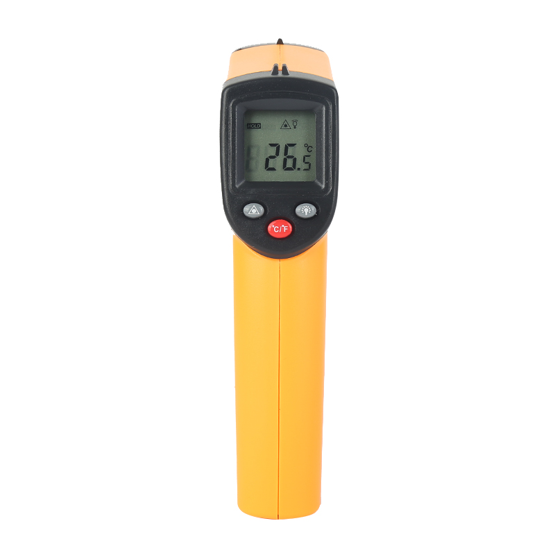 GM320 Non-contact LCD IR Laser Infrared Gun Thermometer Temperature Meter Tester Range -50 to 380( -58 to 716 Deg.F)