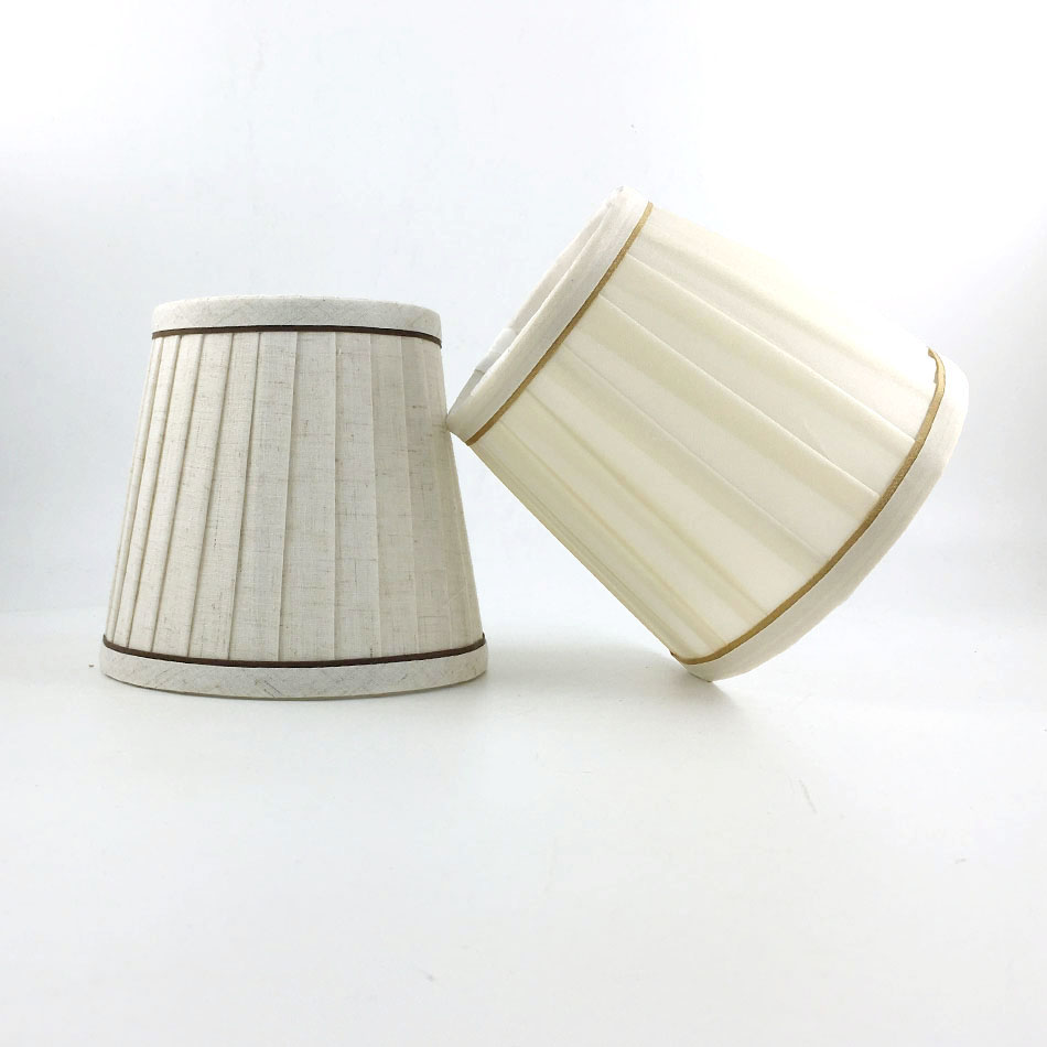 DIA 15.5cm Modern handmade lampshades, light lamp covers & shades DIY, E14
