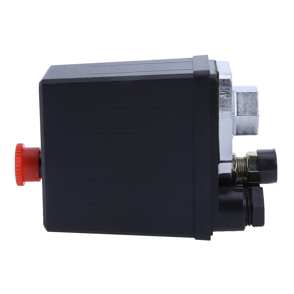 240V 20A Pressure Switch Air Compressor Pressure Switch Control Valve Manifold Regulator For Air Compressor