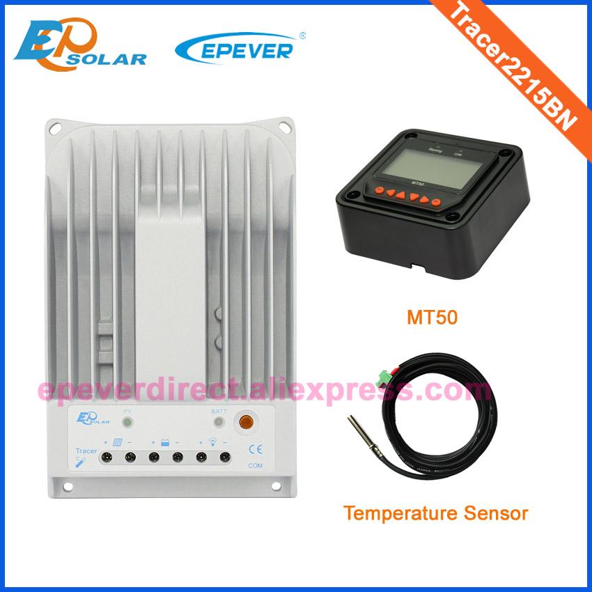 24v battery solar charging controller Tracer2215BN 20A 20amp