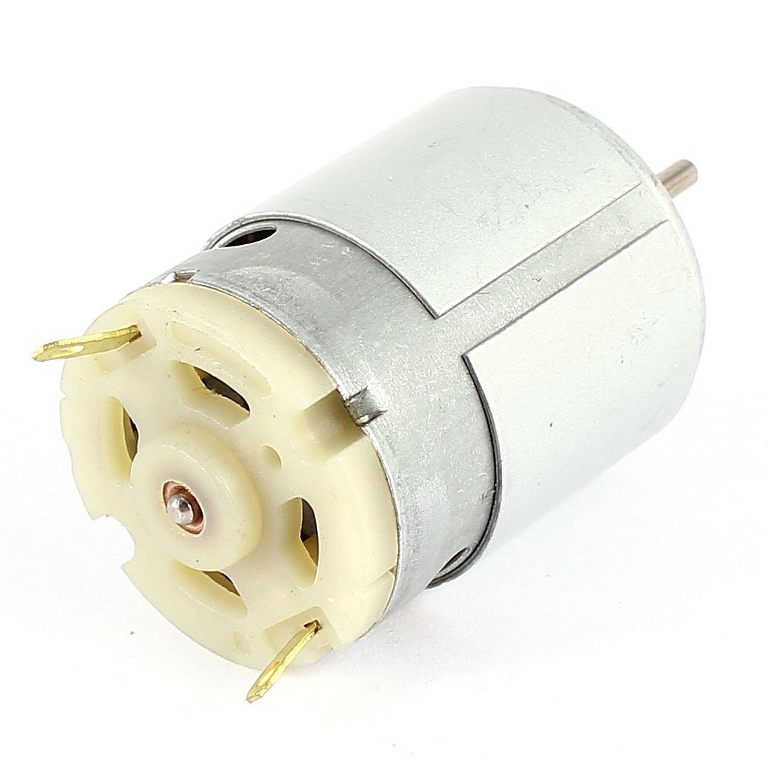 BIFI Hot RS380 DC 1.5-18V 30000RPM Micro Motor 38x28mm for RC Model Toys DIY, Silver