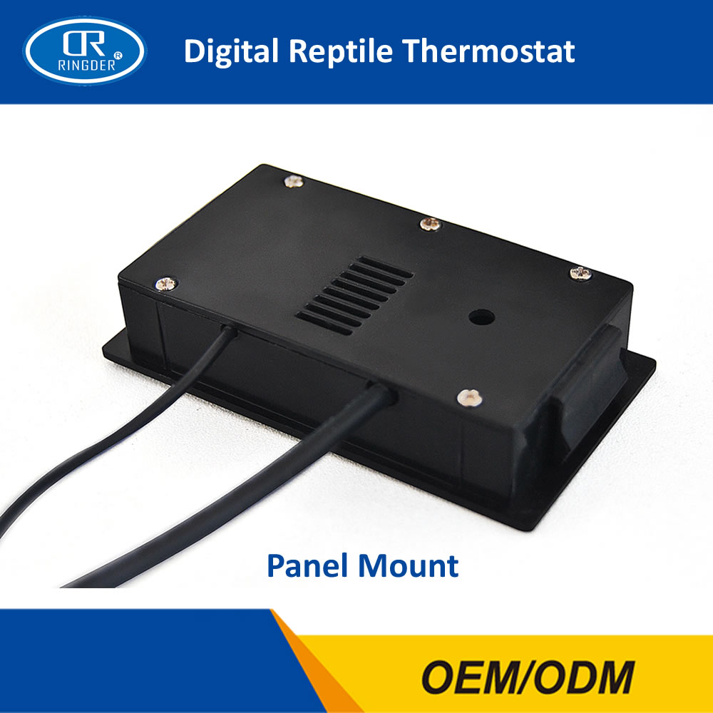 DIGITAL REPTILE THERMOSTAT TC-100 7