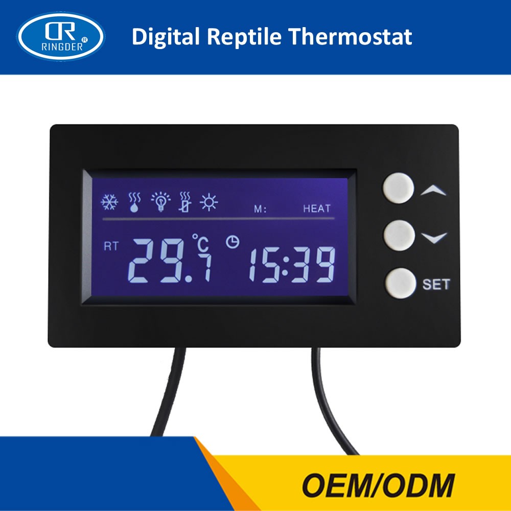 DIGITAL REPTILE THERMOSTAT 6