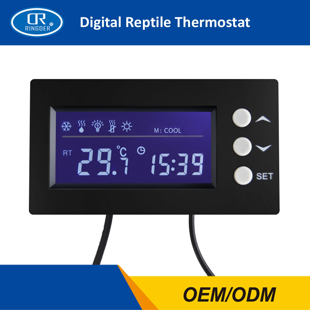 DIGITAL REPTILE THERMOSTAT  5