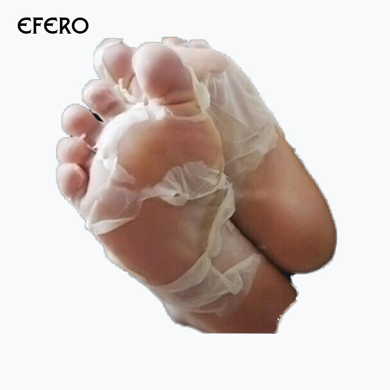 9Packs Baby Foot Peeling Socks Foot Mask Feet Mask Remove Dead Skin Cuticles Heel Foot Care Exfoliating Socks for Pedicure