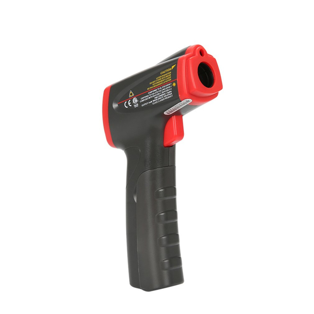UT300S Mini Digital Infrared Thermometers Handheld LCD Temperature Gun Infrared Temperature Instrument Non-touch