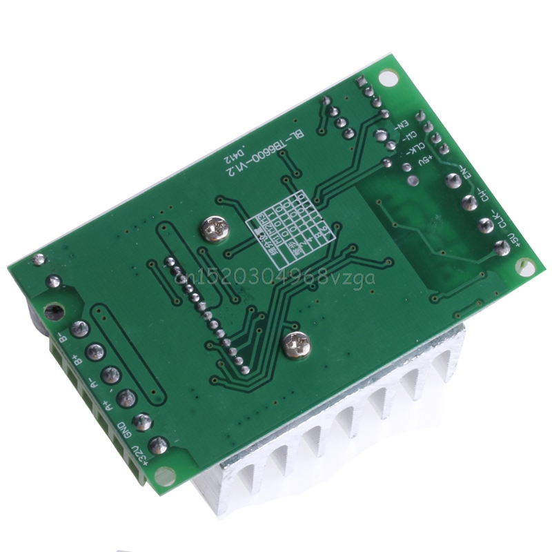 TB6600 DC 10-45V Hybrid Stepper Motor Driver Single Axis Controller Modules #H028#